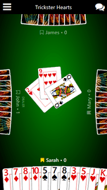 Trickster Cards game