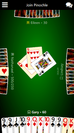 Trickster Pinochle game